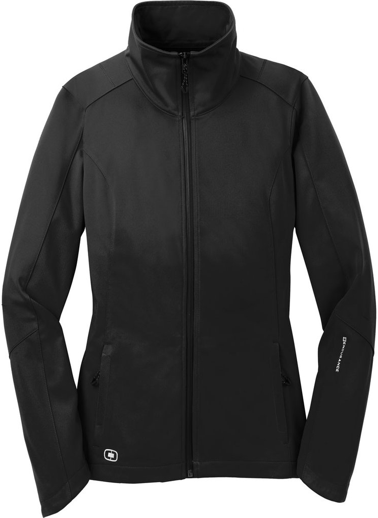 WOMEN'S ENDURANCE JACKET, Black