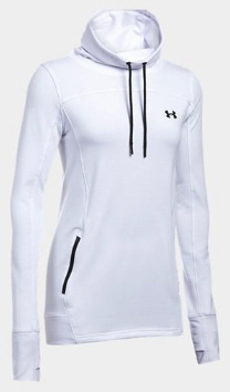 UNDER ARMOUR FEATHERWEIGHT SLOUCHY, White