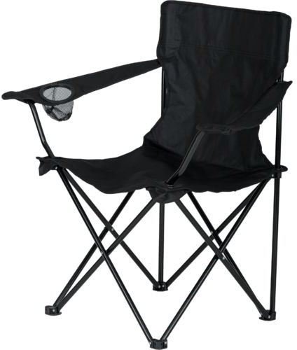 GAME DAY EVENT CHAIR, Black