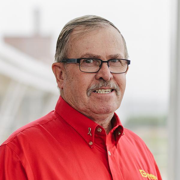 Headshot of Steve Mescher who works at BARD Materials
