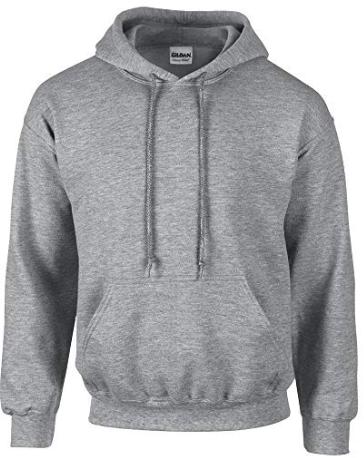 Hooded Sweatshirt   Grey